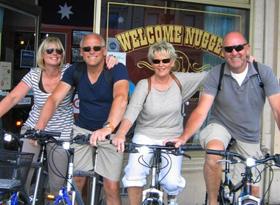 Nugget Bike Hire, Ballarat
