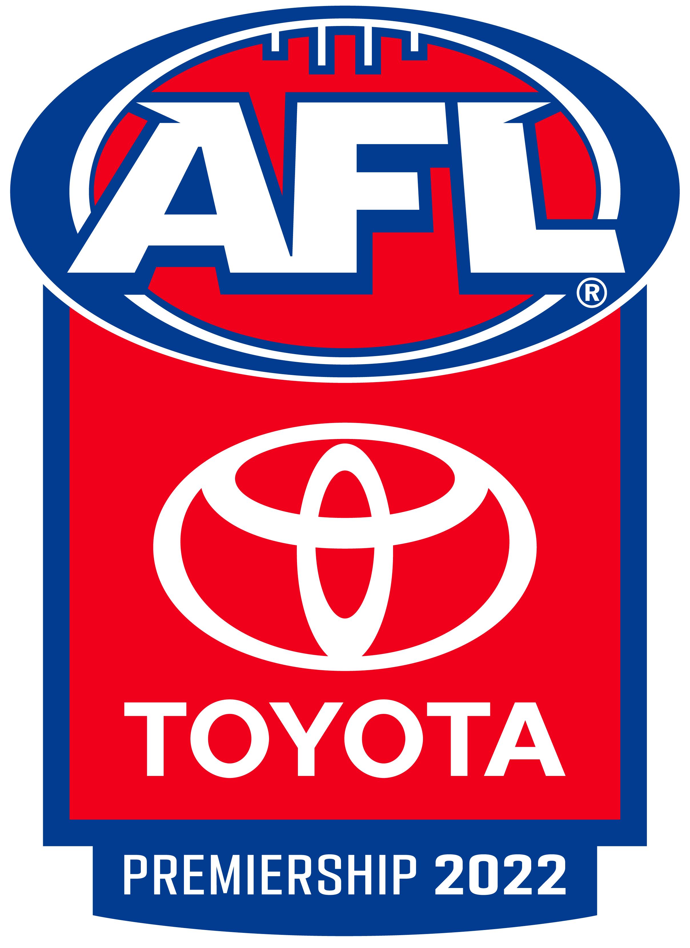 AFL Toyota Premiership 2018