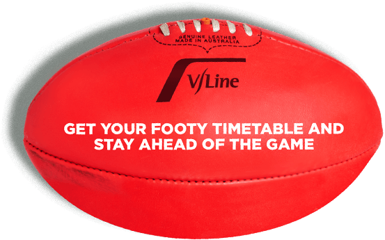 Get your footy timetable and stay ahead of the game