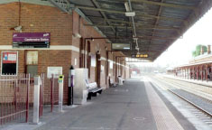 Castlemaine Station