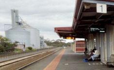 Lara Station