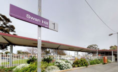 Swan Hill Station